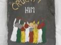 Good Friday: Crucify him