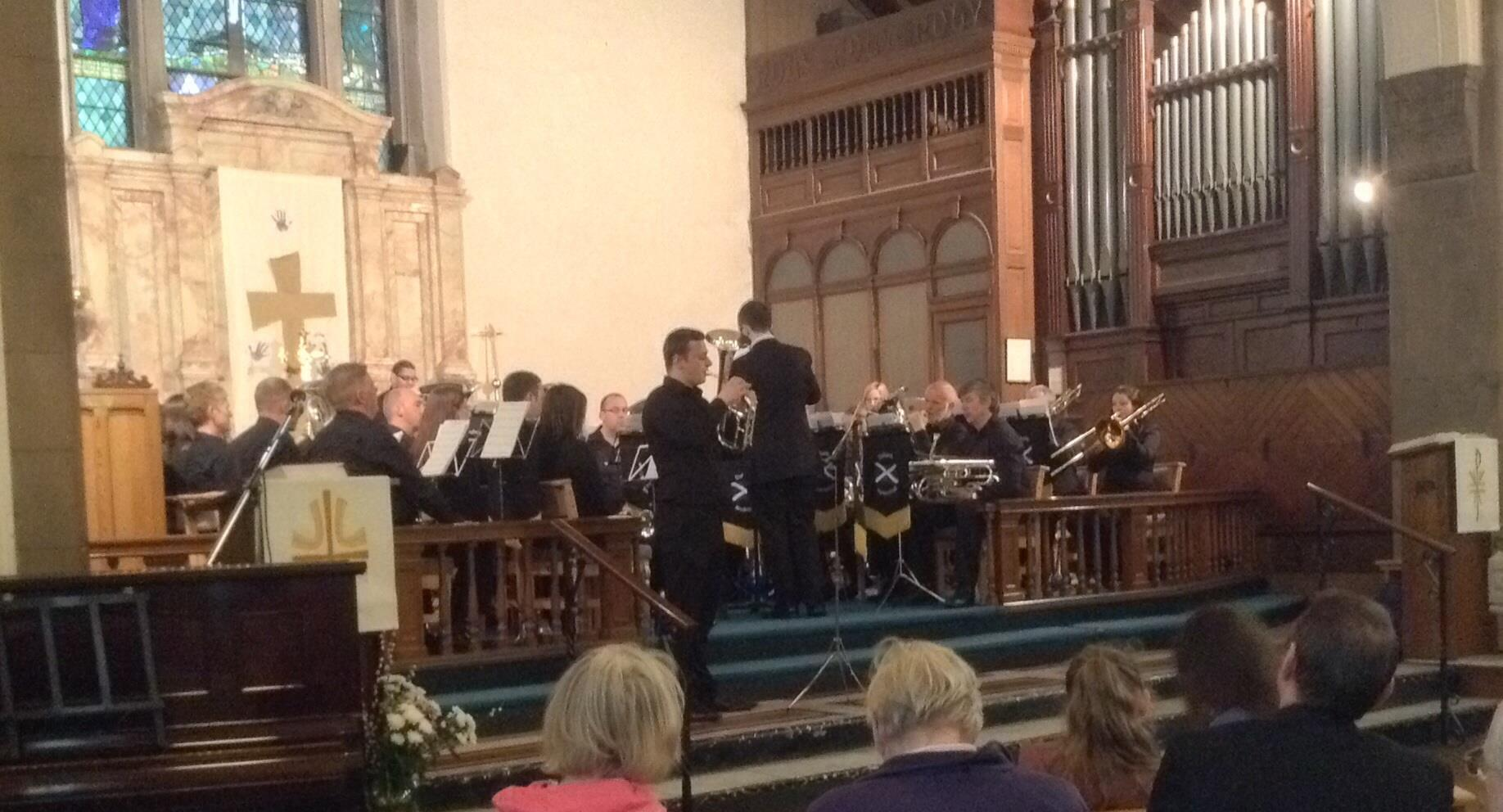 Dalkeith and Monktonhall Brass Band