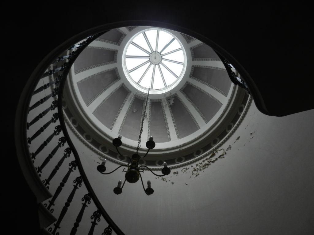 Vestibule Staircase